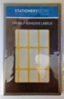 Pack of 145 self adhesive labels (Code 3269)